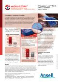 AQUADRITM - Ansell Healthcare Europe - Page 2