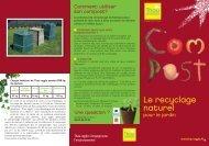 Le guide du compost - Thau Agglo