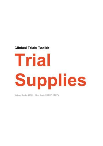 safety monitoring in clinical trials pdf