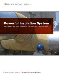 Powerful Insulation System - ITW Insulation Systems