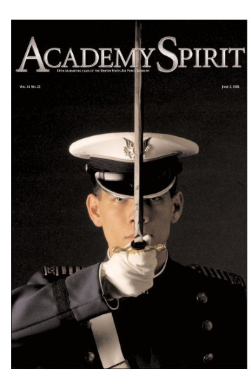 VOL. 44 NO. 22 JUNE 2, 2004 - Colorado Springs Military ...