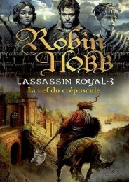[L'Assassin Royal 3]La nef du crépuscule