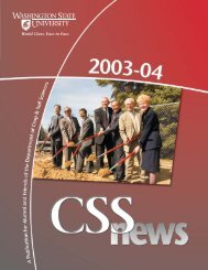 CSS News 2003-04 pdf - Dept. of Crop and Soil Sciences ...