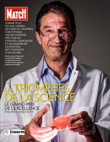 Paris Match - Inserm