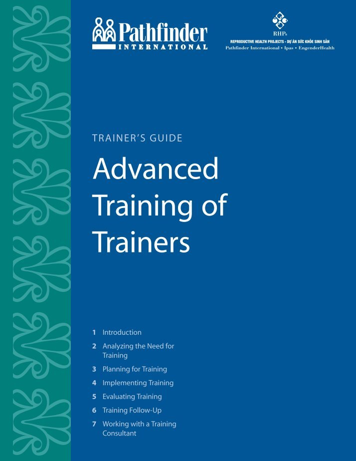 an analysis of the trainer O analysis of the reasons for the performance gap o identifying the types of training interventions, which might bridge the gap training needs can be viewed on.