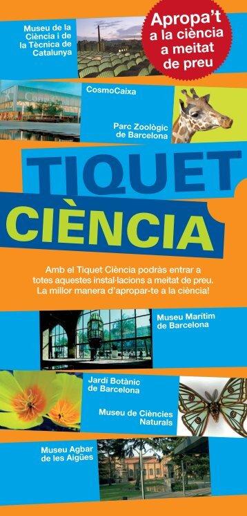 """Org.flyer ciencia (traçat).fh11 - Obra Social """"la Caixa"""""""
