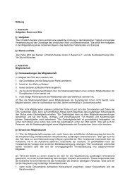 Download der Satzung der Christlich-Sozialen ... - CSU Neumarkt