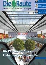 Elterngeld - CSU Neumarkt