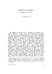 2. Repertorio ansotano. Encuestas de 1950, por Manuel Alvar
