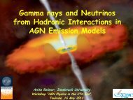 Hadronic Emission Models for Blazars: an overview - cta