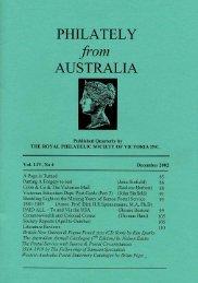 PDF document, courtesy Philately from Australia - Life - Charles ...