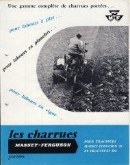 les charrues - Massey Archives