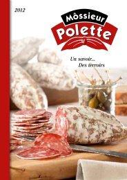 Môssieur Polette – Un savoir... des terroirs