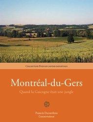 Montréal-du-Gers - La route des Origines