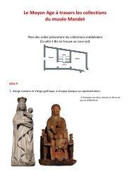 Le Moyen Age livret-découverte