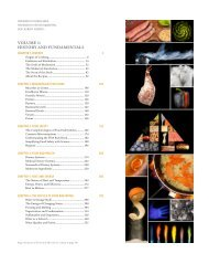 Volume 1: History And Fundamentals - Modernist Cuisine