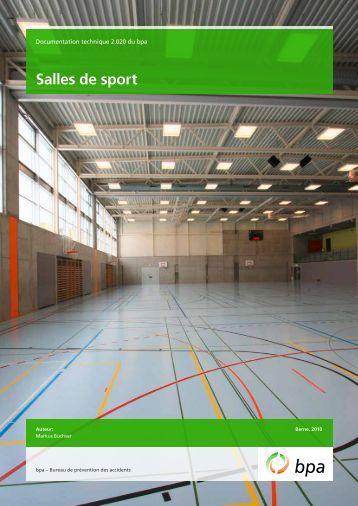 Salles de sport - BfU