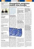 šalies dujų poreikį - Klaipėdos valstybinis jūrų uostas - Page 2