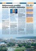 šalies dujų poreikį - Klaipėdos valstybinis jūrų uostas - Page 4