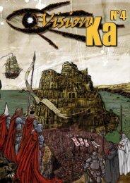 Vision-Ka n°4 - Les Héritiers de Babel