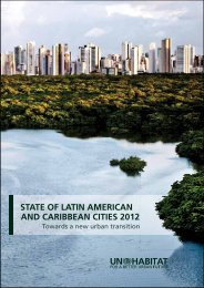 and caribbean cities 2012 state of latin american - UN-Habitat