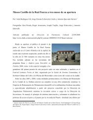 Museo Castillo de la Real Fuerza a tres - Cuba Arqueológica