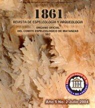 Rev 1861 - Año5No2pruebadepruebacolor.cdr - Cuba Arqueológica