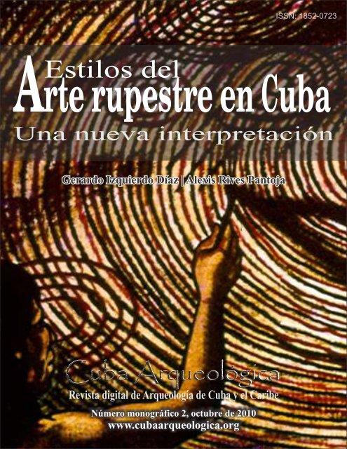 Arte rupestre en Cuba - Cuba Arqueológica