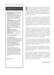 Gabinete de Arqueología / 1 - Cuba Arqueológica