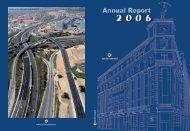 Annual Report 2006 - Grupo San José