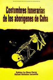 Costumbres funerarias de los aborígenes de Cuba