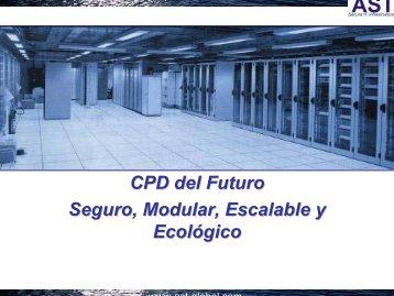 AST EL CPD del Futuro - Amazon Web Services