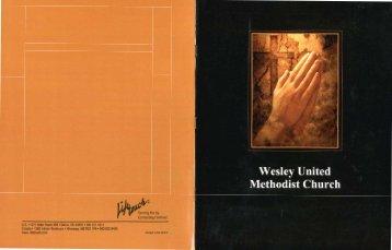 Wesley-United-Methodist-Church-directory-2009-1