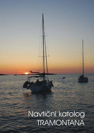 katalog tramontana navtika