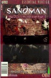 Gaiman  neil - sandman 13 - the doll%27s house 4 - men of good fortune