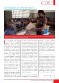 Les Congolais ont voté! Et après ? - Caritas Goma - Page 7