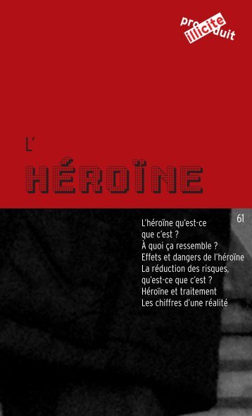 L'héroïne - epice 82