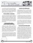 Téléchargez Maillon Juillet 2013 - Ville de Pohénégamook - Page 5