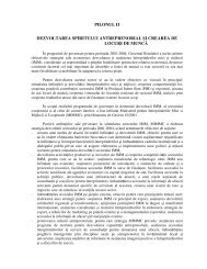 PILONUL II DEZVOLTAREA SPIRITULUI ... - ANOFM