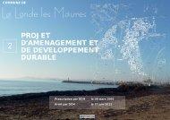 Projet d'Aménagement et de Développement Durable - Mairie de La ...
