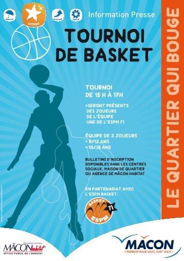 DP basket quartiers - Mâcon