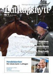 nr. 1/2012 - luthagsnytt