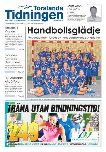 Mats vann Fair play - Torslanda Tidningen