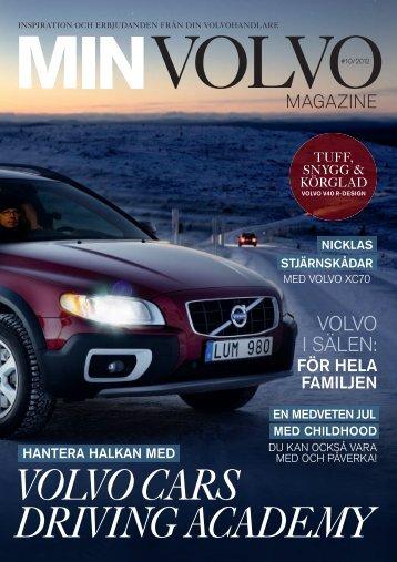 VOLVO CARS DRIVING ACADEMY - Bröderna Brandt Bil AB