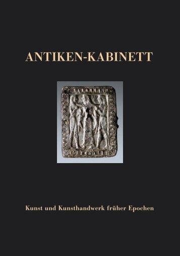 Antike Kunstwerke aus deutschen Privatsammlungen