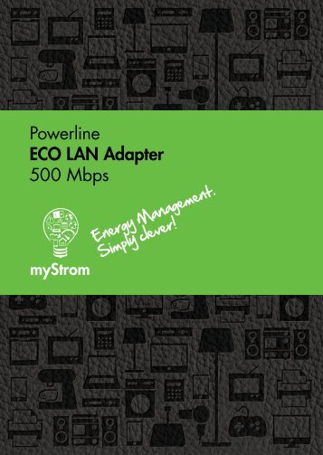 Powerline ECO LAN Adapter 500 Mbps - Amazon Web Services