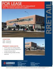 10616-103 Avenue (Healy Ford Lease).indd