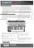 ReMOTE SL Getting Started Guide_Rev_1 - Novation - Page 2