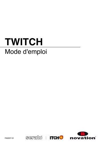 TWITCH - Novation