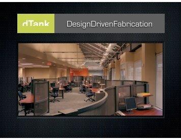 dTank Workstation Presentation 110218